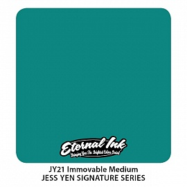 Immovable medium - eternal ink
