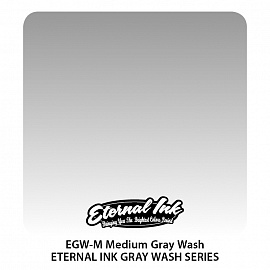 Medium Gray Wash - Eternal Ink