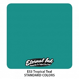Tropical Teal - eternal