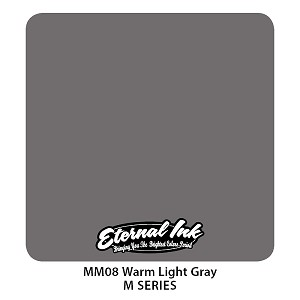 Warm light gray - eternal ink