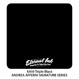 Triple Black - eternal ink