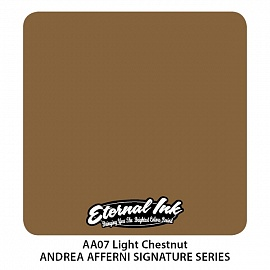 Light Chestnut - eternal ink