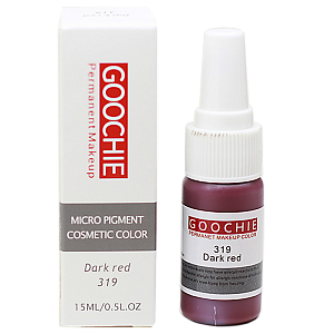 Пигмент Goochie 319 Dark Red
