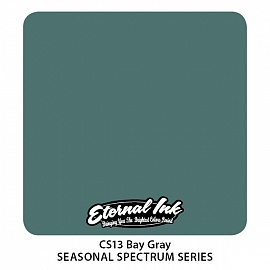 Bay Gray - eternal ink