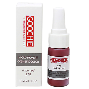 Пигмент Goochie 320 Wine Red
