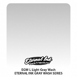 Light Gray Wash - eternal ink