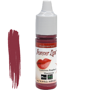 Пигмент Forever Lips Luscious Raspberry