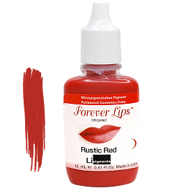 Пигмент Forever Lips Rustic Red