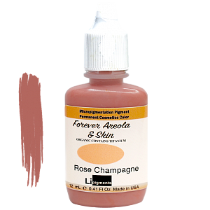 Пигмент Forever Series Rose Champagne
