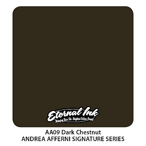 Dark Chestnut - eternal ink