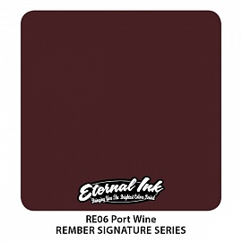 Port vine - eternal ink
