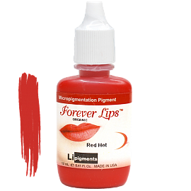 Пигмент Forever Lips REd Hot