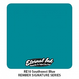 Southwest blue - eternal ink