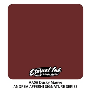 Dusky mauve - eternal ink