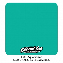Aquamarine - Eternal ink