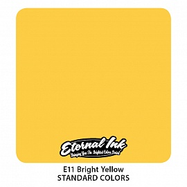Bright Yellow - Eternal  Ink