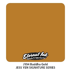 Buddha Gold - eternal ink