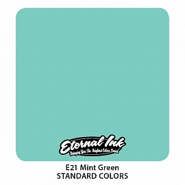 Mint Green - Eternal Ink