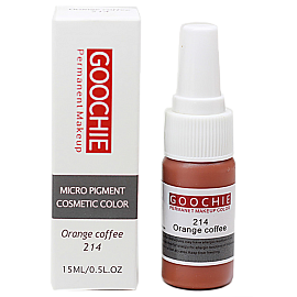 Пигмент Goochie 214 Orange Coffee