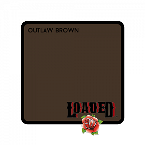 Пигмент Loaded Outlaw Brown, 15 мл.