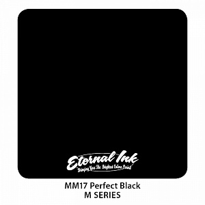 Perfect black - eternal ink