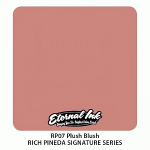 Plush Blush - eternal ink