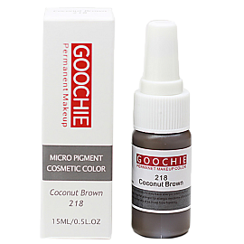 Пигмент Goochie 218 Cocount Brown