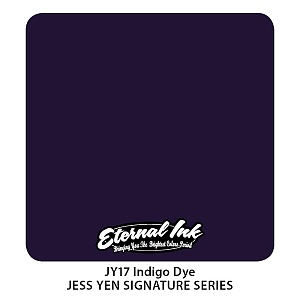 Indigo Dye - eternal ink