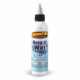 Keep it wet - eternal ink