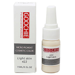 Пигмент Goochie 422 Light Skin