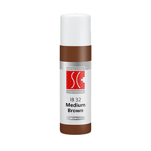 Пигмент Swiss Color IB32 Medium Brown