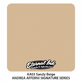 Sandy beige - eternal ink