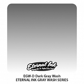 Dark Gray wash - eternal ink