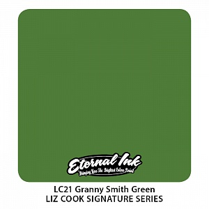 Granny smith green - eternal ink
