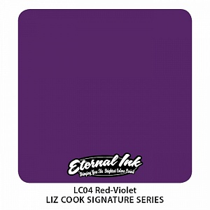 Red-violet - eternal ink
