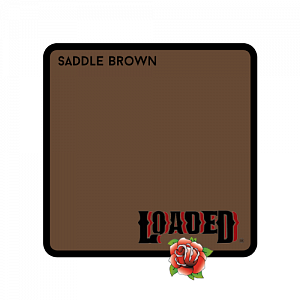 Пигмент Loaded Saddle Brown, 15 мл.