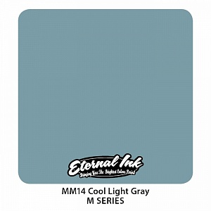 Cool light gray - Eternal ink