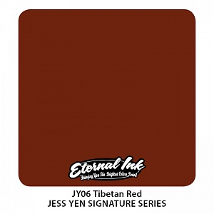 Tibetan Red - eternal ink