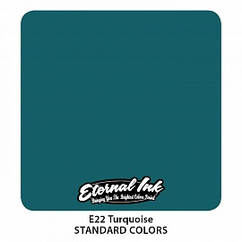 Turquoise - eternal ink