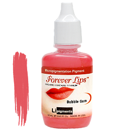 Пигмент Forever Lips Bubble Gum