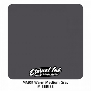 warm medium gray - eternal ink