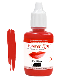 Пигмент Forever Lips Hot Pink