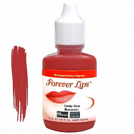 Пигмент Forever Lips Candy Rose
