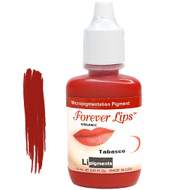 Пигмент Forever Lips Tabasco