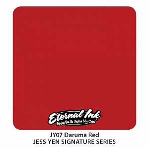 Daruma Red - eternal ink