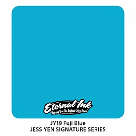 Fuji Blue - eternal ink