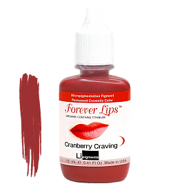 Пигмент Forever Lips Canberry Craving