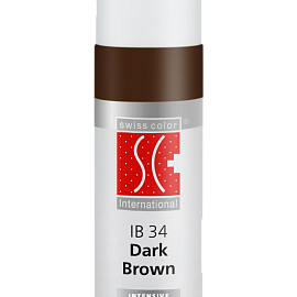 Пигмент Swiss Color IB34 Dark Brown