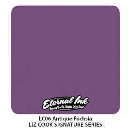antique Fuchsia - eternal ink