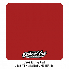 Rising red - eternal ink